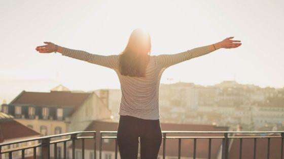 Parce qu'un jour, j'ai décidé de changer de vie…